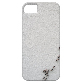 The chain of ants close-up case for the iPhone 5