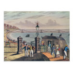 The Chain Pier on the front at Brighton Postcards