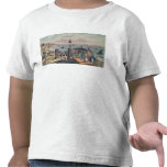 The Chain Pier on the front at Brighton Tshirt