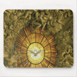The chair of St.Peter Mouse Mat