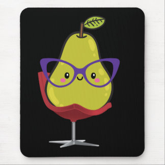 The Chair Pear Mouse Pad