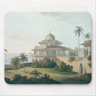 The Chalees Satoon, in the Fort of Allahabad on th Mouse Pad