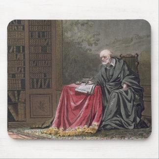 The Chancellor, Michel de l'Hopital (c.1503-73) Co Mouse Pad