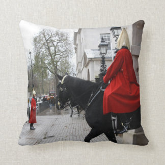 The Changing Guard Pillow Throw Cushion