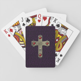 The Chant Playing Cards