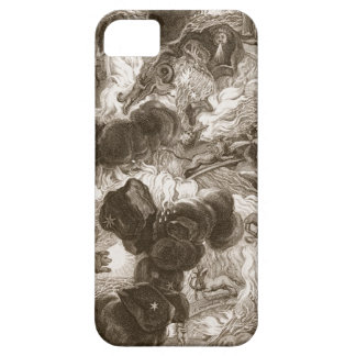 The Chaos, engraved by Bernard Picart (1673-1733), iPhone 5 Case