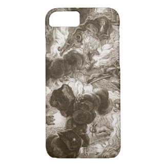 The Chaos, engraved by Bernard Picart (1673-1733), iPhone 8/7 Case
