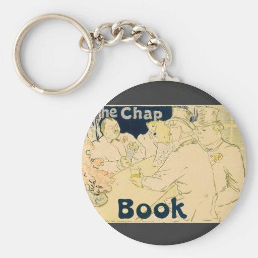 The Chap by Toulouse-Lautrec Key Chain