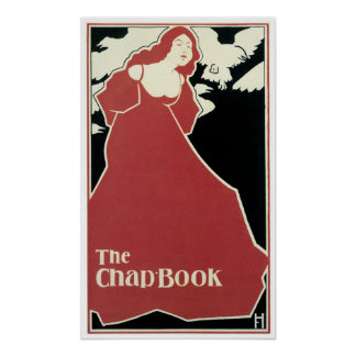 The ChapBook poster