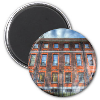 The Chapter House London 6 Cm Round Magnet