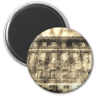 The Chapter House London Vintage 6 Cm Round Magnet