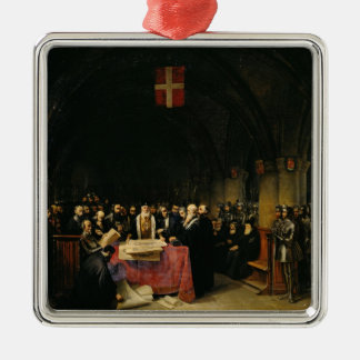 The Chapter of the Order of St. John of Jerusalem Christmas Ornament