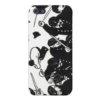 The Charge, 1893 iPhone 5 Cases