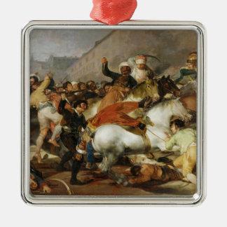 The Charge of Mamelukes Francisco José de Goya Ornament