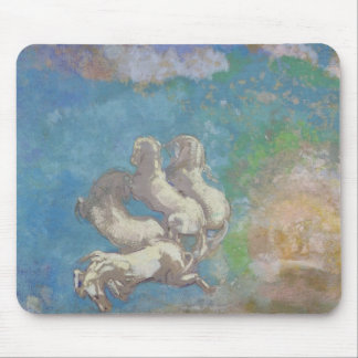 The Chariot of Apollo, c.1905-14 Mouse Mat