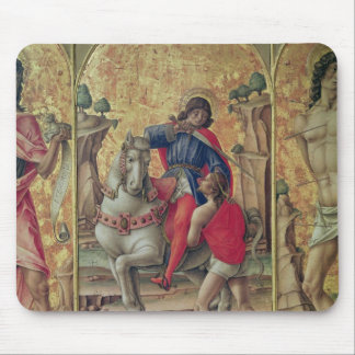 The Charity of St. Martin Mousepads