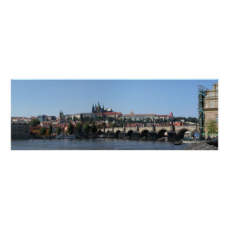 The Charles Bridge Poster