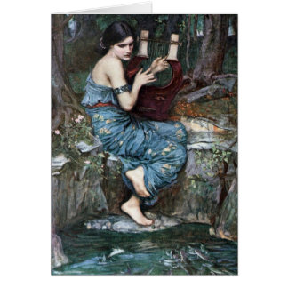 The Charmer - Waterhouse Card