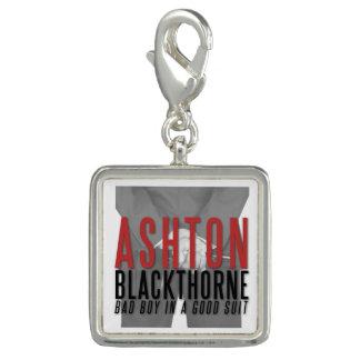 The CHARMing Ashton Blackthorne Charm
