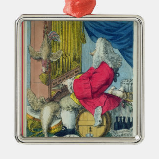 The Charming Brute Christmas Ornament