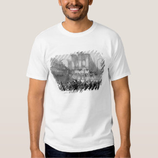 The Chartist Convention at Fitzroy Square Shirts