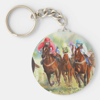 The Chase Key Ring