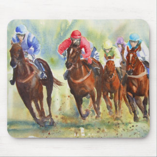 The Chase Mouse Mat
