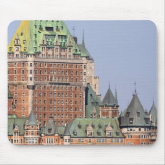 The Chateau Frontenac in Quebec City, Canada. Mouse Mat