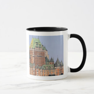 The Chateau Frontenac in Quebec City, Canada. Mug