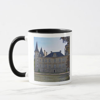 The Chateau Pichon Longueville Baron and pond Mug
