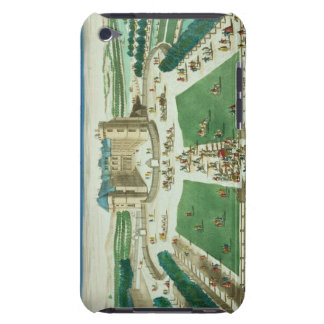 The Chateau Rambouillet, engraved by Antoine Aveli iPod Touch Cases