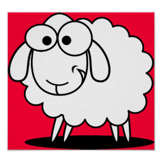 The Cheap Sheep Poster