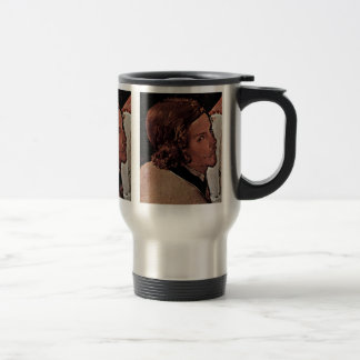 The Cheat With The Ace Of Clubs Detail Mugs