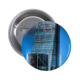 The Cheese Grater London 6 Cm Round Badge