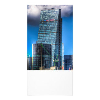 The Cheese Grater London Personalised Photo Card