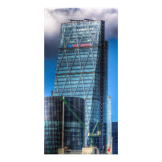 The Cheese Grater London Photo Card Template