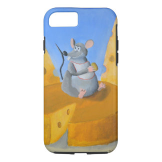 The Cheese Rat iPhone 7 Case