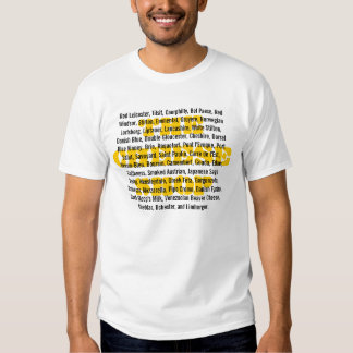 The Cheese Shop Tee Shirts