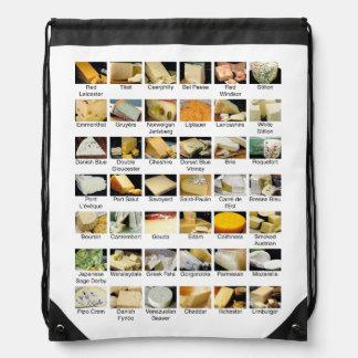 The Cheese Shoppe Backpacks