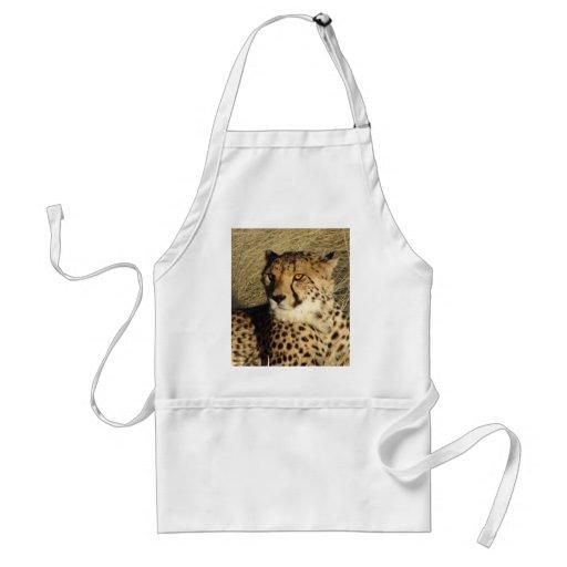 The Cheetah Aprons