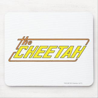 The Cheetah Logo Mouse Pad