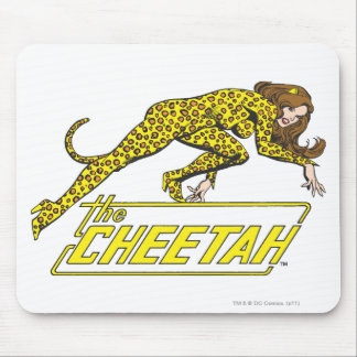 The Cheetah Mouse Pad