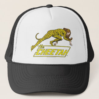 The Cheetah Trucker Hat