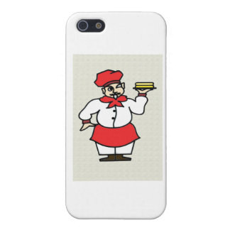 The Chef iPhone 5 Case