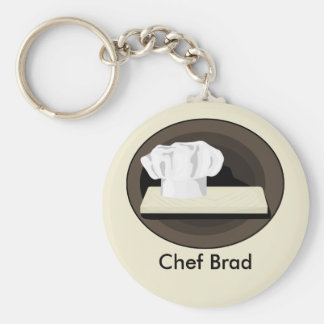 The Chef Keychain
