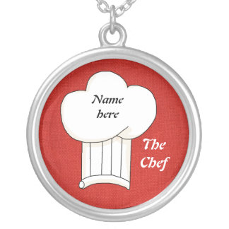 The Chef necklace work