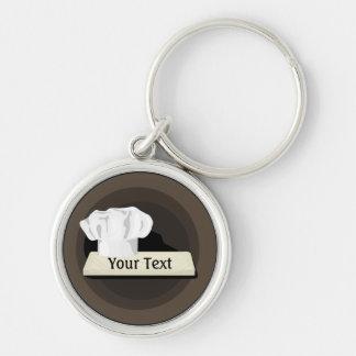 The Chef Premium Keychain
