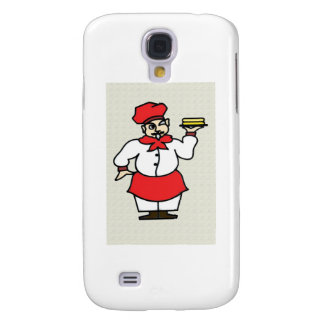 The Chef Samsung Galaxy S4 Cover