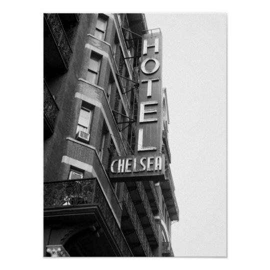 The Chelsea Hotel Poster