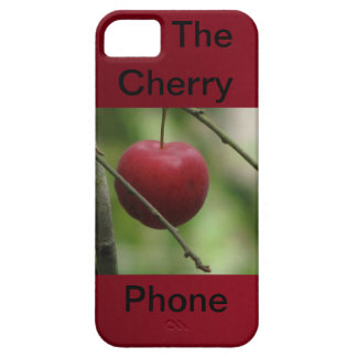 The Cherry Barely There iPhone 5 Case